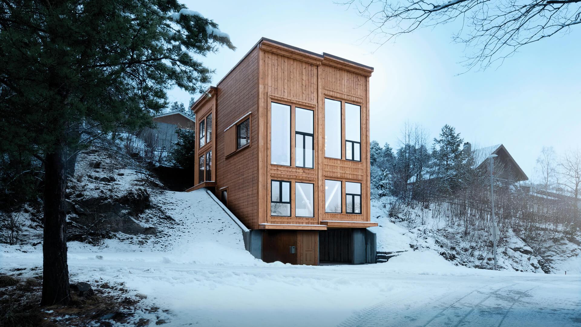 Zieglers Nest | Rever & Drage Architects | STIRworld