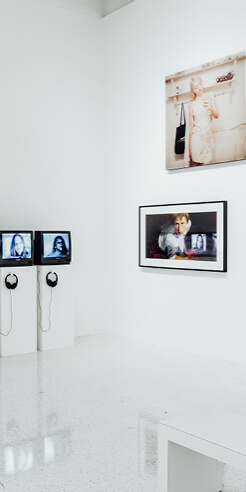 Body as subject and object in the real and virtual world of contemporary art