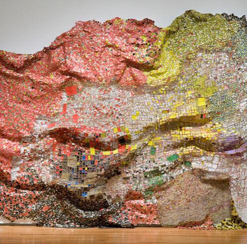 El Anatsui's triumphant retrospective