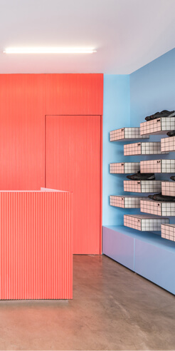 REFUSE! studio takes a vibrant spin on a cycling studio