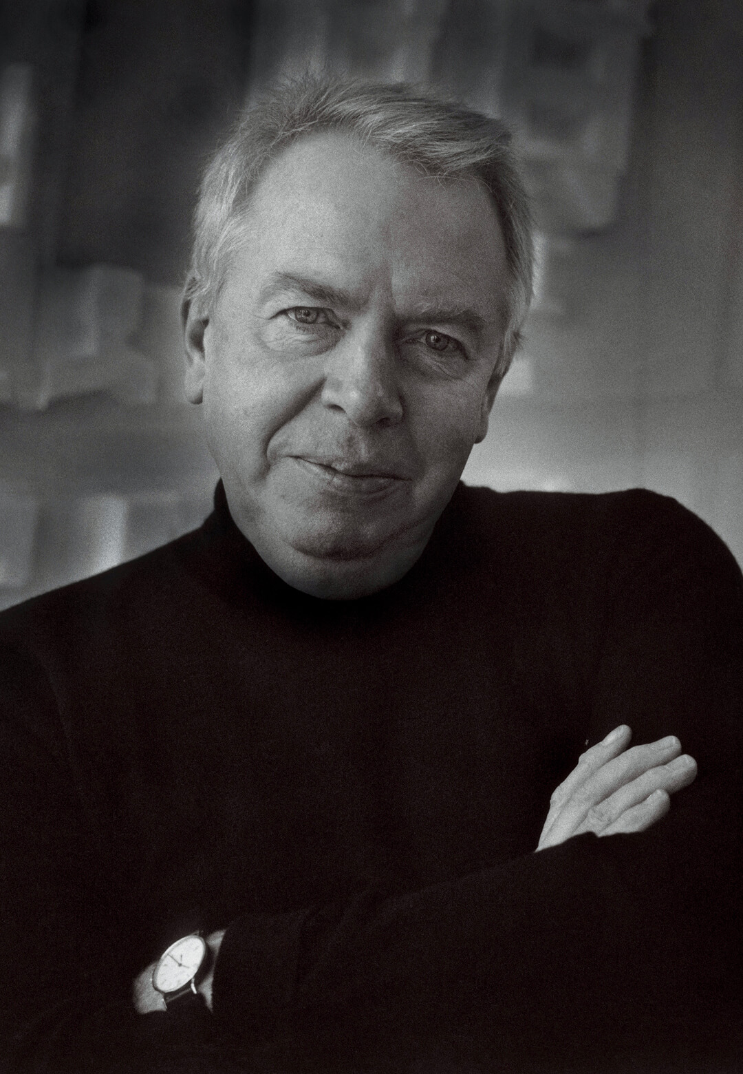 David Chipperfield; Re-establishment of form and figure