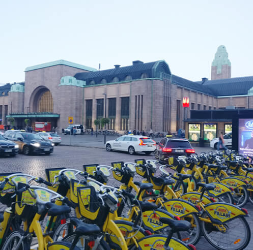 Finland: a case study in creating smart cities