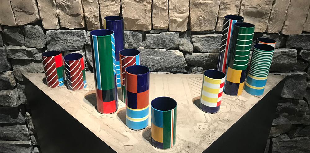 The Hermès Maze at Milan Design Week 2019