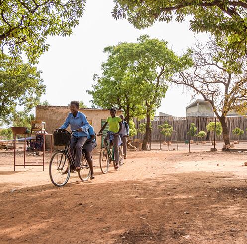 Kéré Architecture uses design as a catalyst for community living