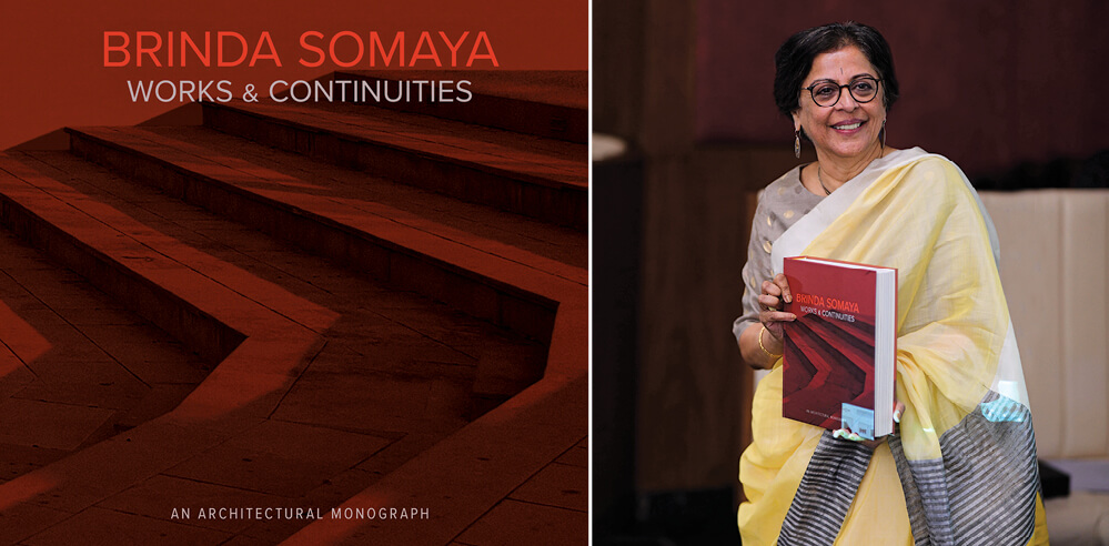 Book Review | Brinda Somaya: Works & Continuities
