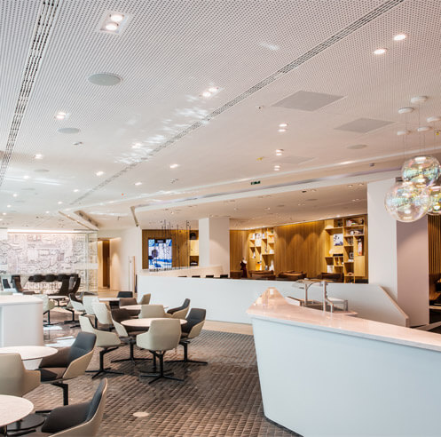 The Loft wins Europe's Leading Airport Lounge 2019 Award