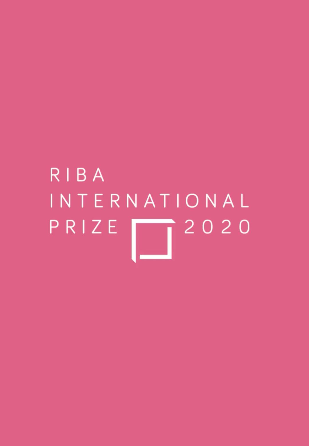 Call for Entries - RIBA International Awards 2020