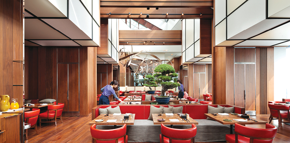 A lesson in designing hospitality with the maverick Tony Chi