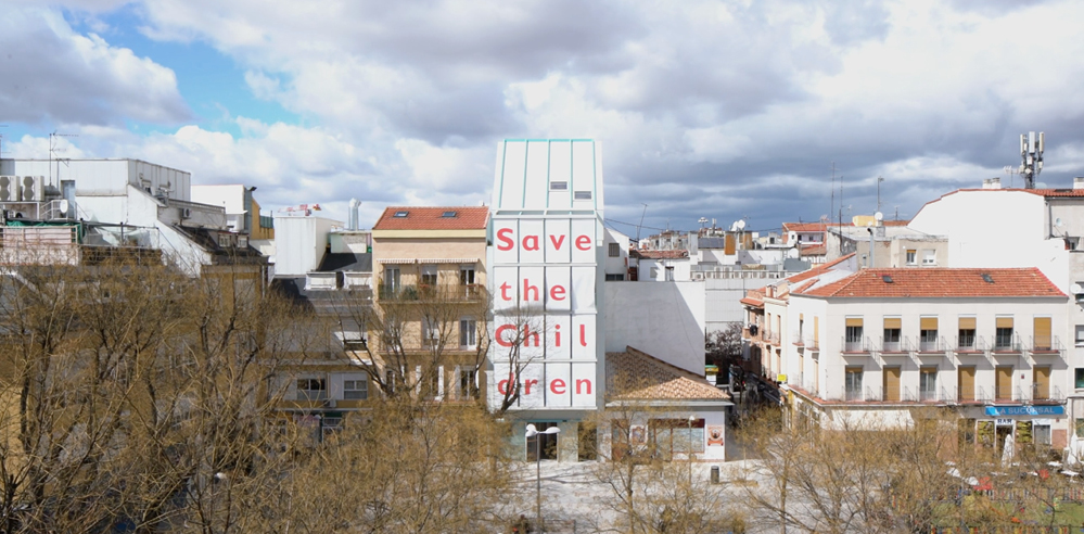 Architecture studio, Elii designs a loving new building for Save The Children in Madrid