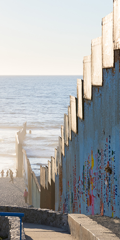 Two Sides of the Border: an exhibition that reimagines the US-Mexico divide