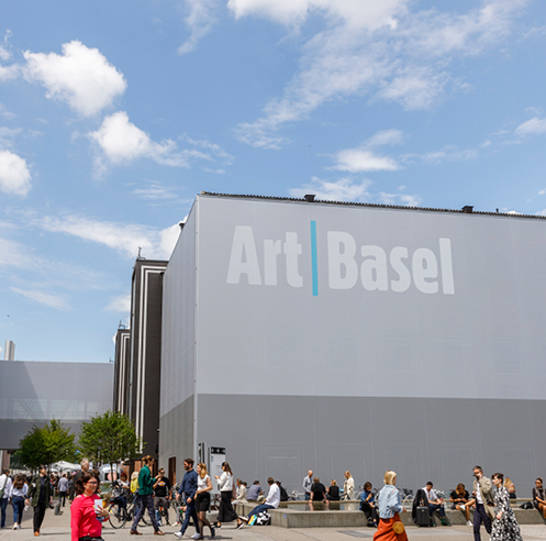 Art Basel 2019: Switzerland's Blue Chip
