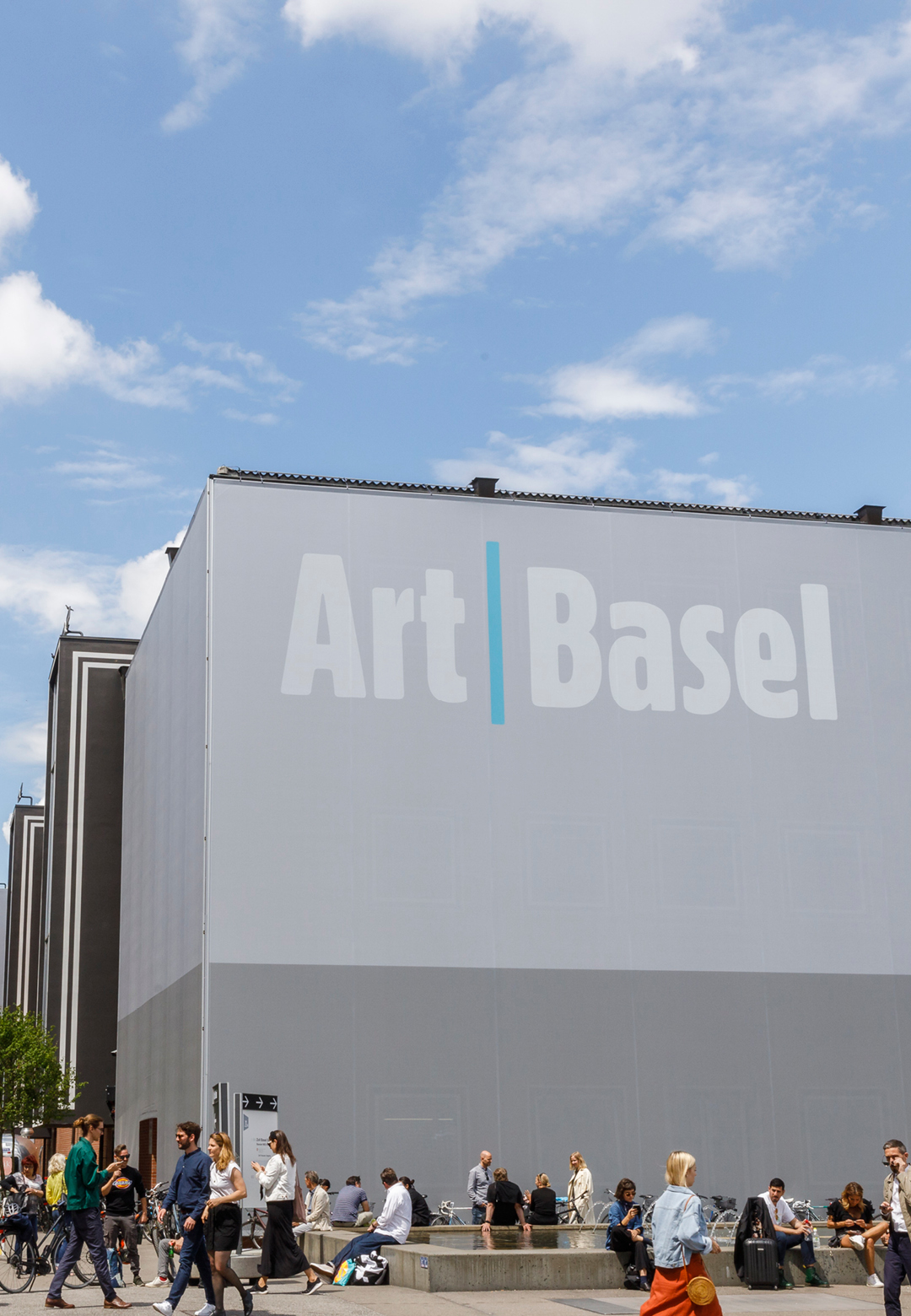 General view of Art Basel 2019, Switzerland| Art Basel| Switzerland| STIR