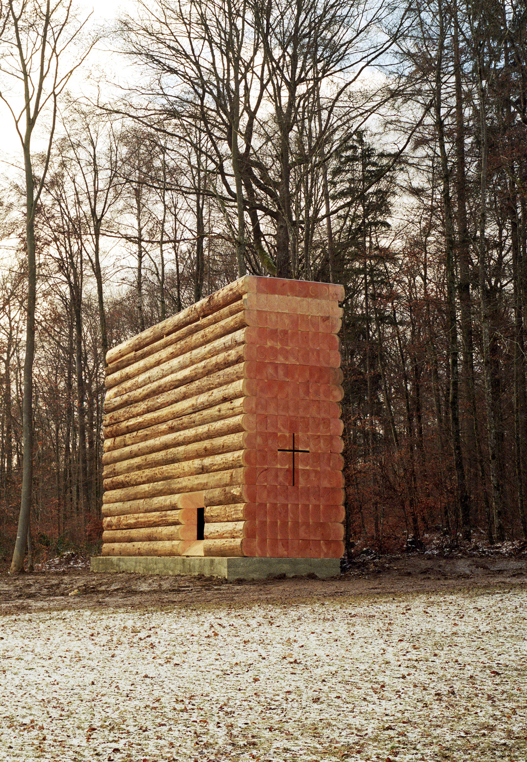 Wooden Chapel, Germany | Wooden Chapel | John Pawson | STIR