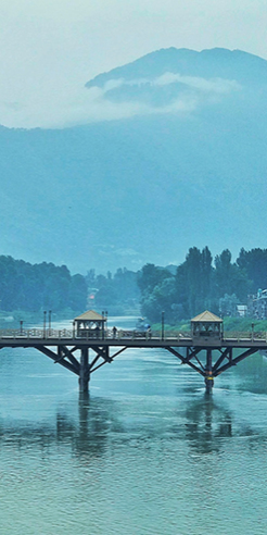 Of Taaq and Dhajji Dwaris: The romance of Kashmiri wooden architecture