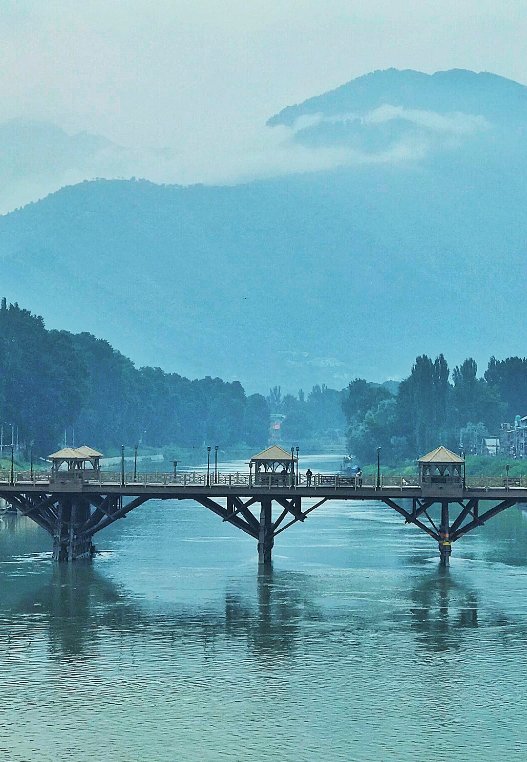 Zero Bridge, Srinagar| Manish Gulati| Srinagar, Jammu and Kashmir| STIR