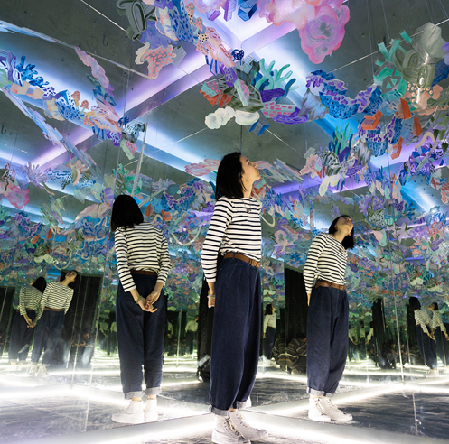 Singaporean artists create new dimensions with their interactive real-time artworks