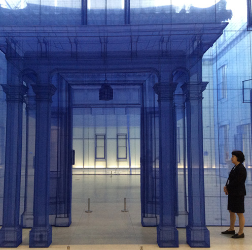 Korean artist Do Ho Suh builds home within home at the MMCA in Seoul