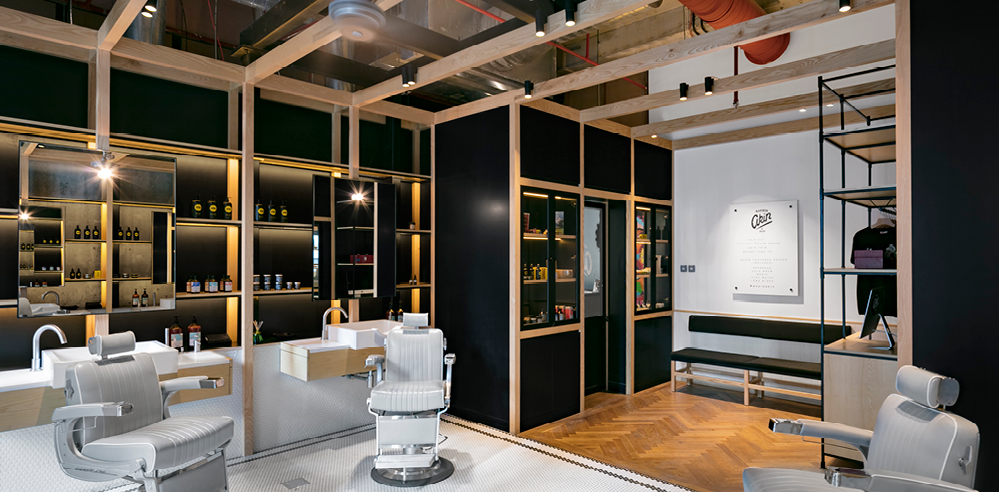 Akin opens second outlet of 'Barber & Shop' at The Beach, Dubai
