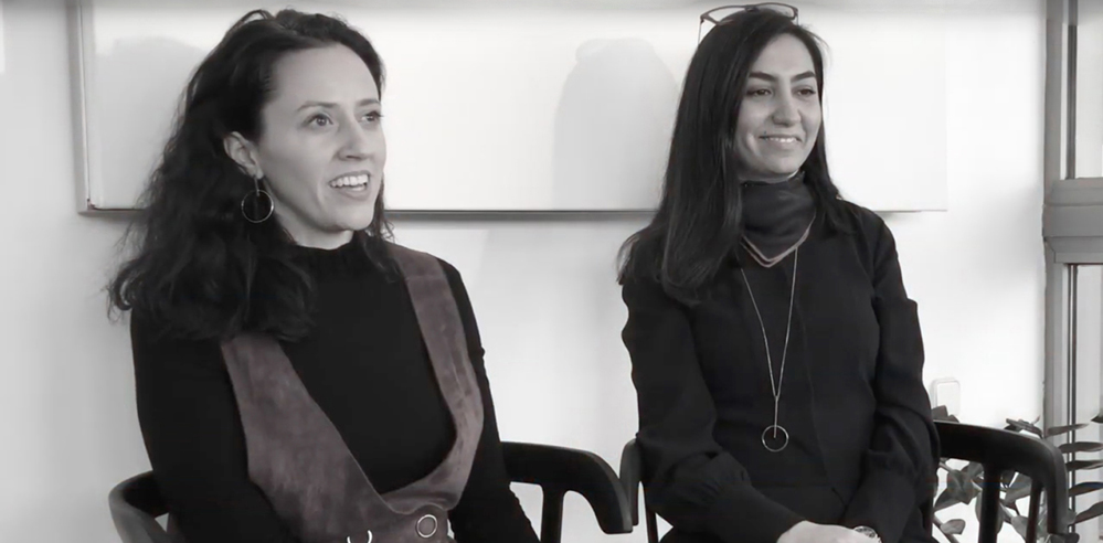 Women in Lighting: Barbara Rodriguez Pando & Mahdis Aliasgari