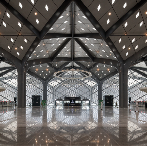 Foster + Partners completes sustainable and modern railway stations in Saudi Arabia