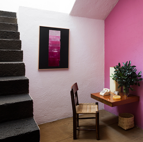 Yto Barrada deals with notions of aesthetic ambiguity at Casa Luis Barragán