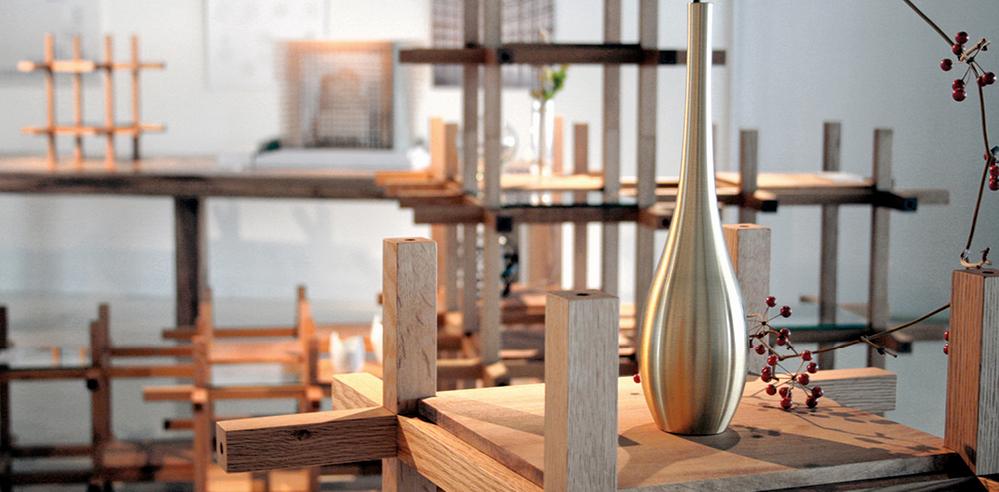 Tradition and Technique – Chidori furniture by Kengo Kuma