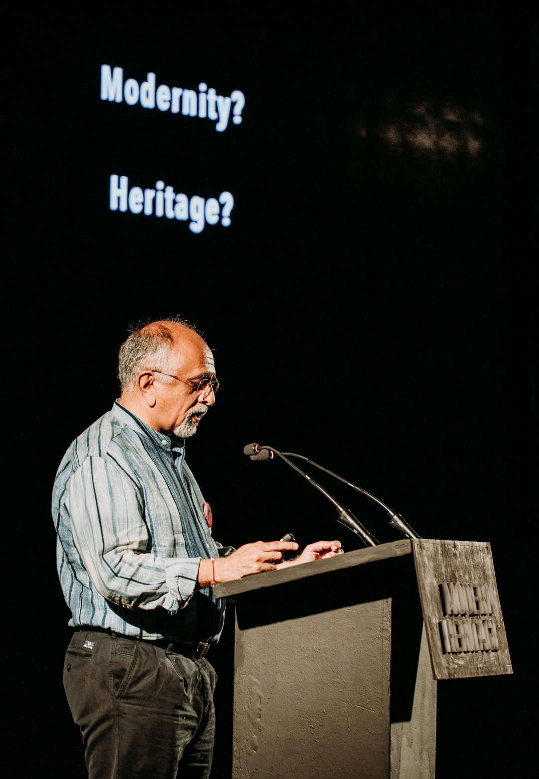 Prem Chandavarkar on 'The Human within the Architect' | Frame Conference | India | STIR
