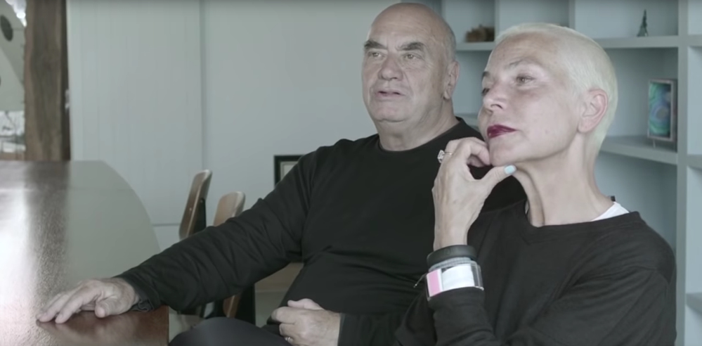 In Residence: Doriana and Massimiliano Fuksas
