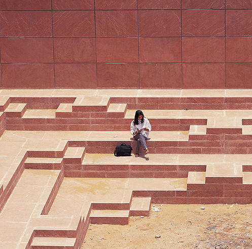 Charles Correa's Jawahar Kala Kendra is a revelation of the modernist's genius