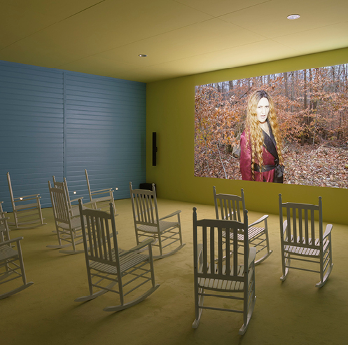 Fondazione Prada gets a participatory movie experience by Lizzie Fitch & Ryan Trecartin