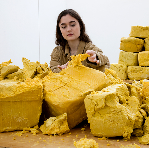 Yorkshire sculpture exhibition celebrates works of artists from across the world