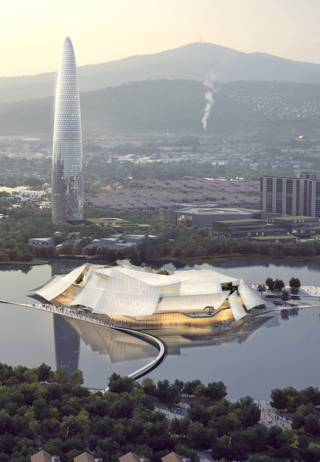 Yiwu Grand Theater in Zhejiang, China | MAD Architects | STIR