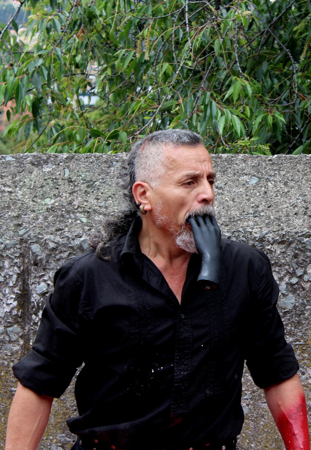 Gonzalo Rabanal at Estética de la ruina for FAAC Cuenca, Ecuador | Gonzalo Rabanal | STIR