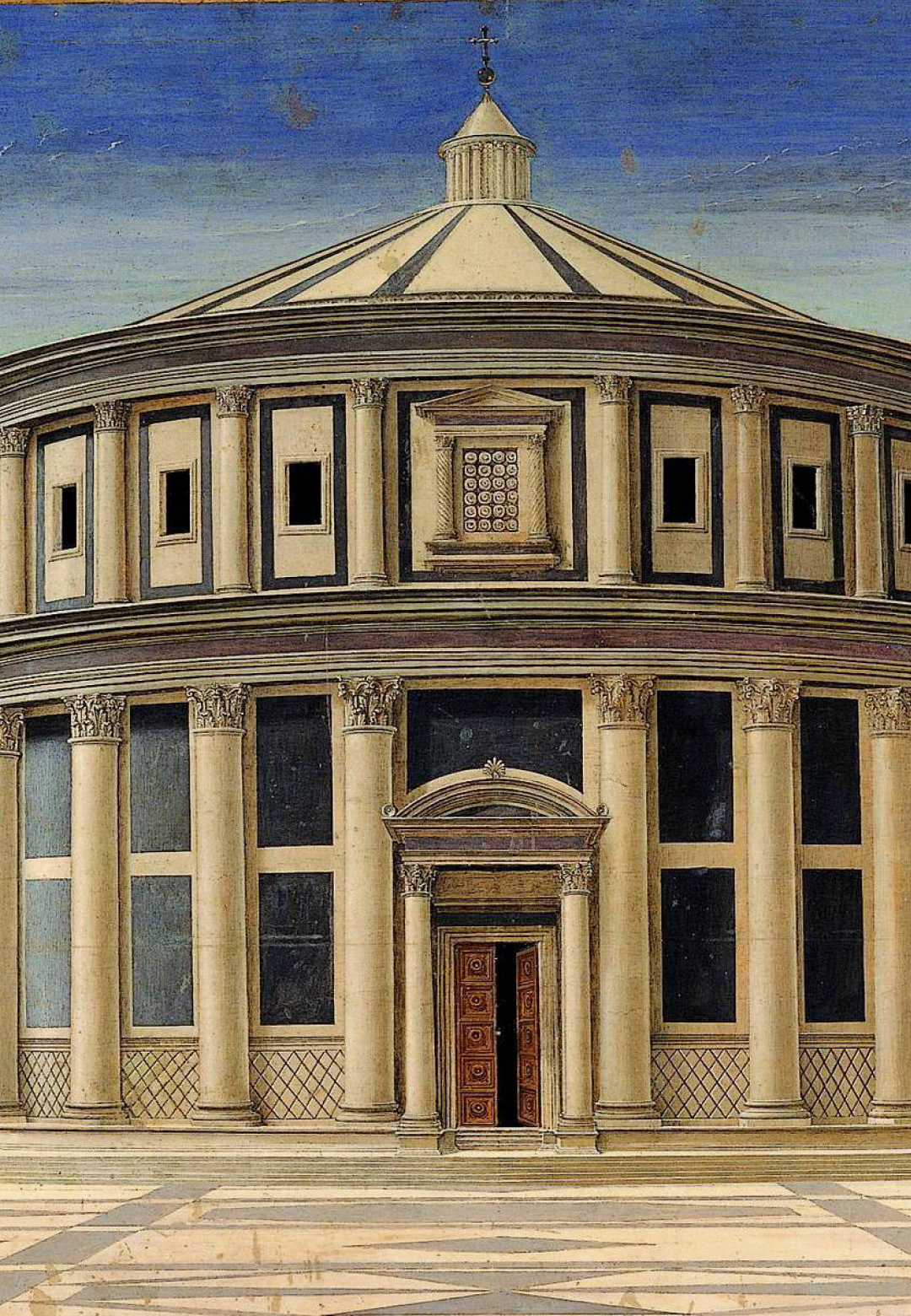 The Ideal City by Piero della Francesca(attributed), 1470 | Human within the Architect | Prem Chandavarkar | STIR