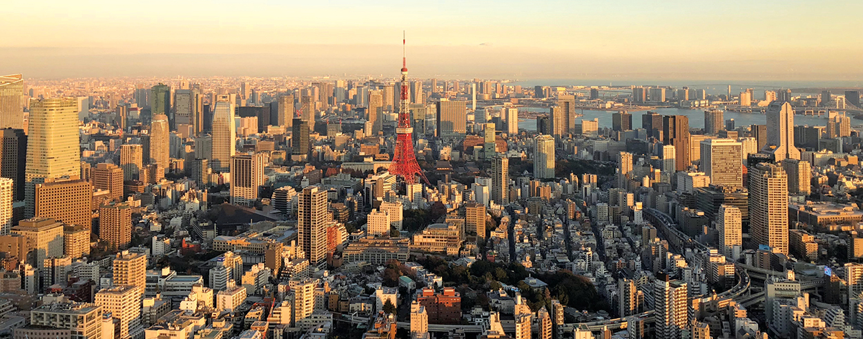 The art of travel, the architecture of happiness - traipsing through Japan