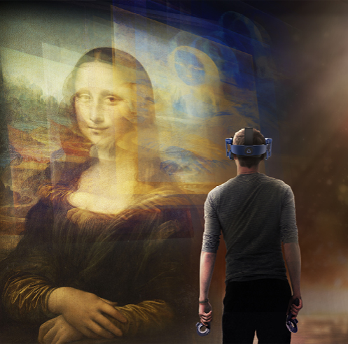 Upcoming exhibition <em>Leonardo da Vinci</em> to take place at the Louvre Museum in Paris