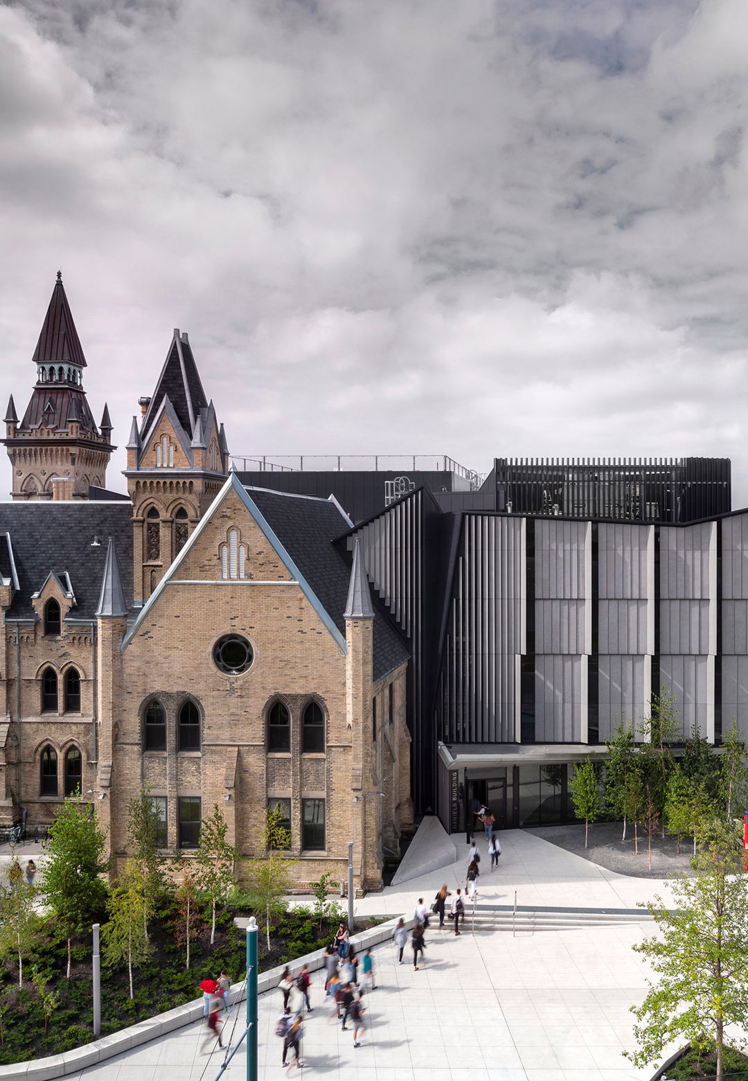 Daniels Faculty of Architecture | NADAAA architects | Canada |STIRworld