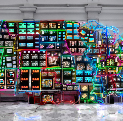 When art meets technology - a trend towards immersive experience