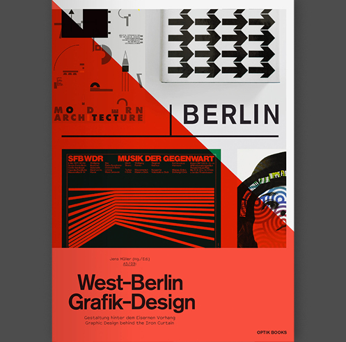 A book I wish I had done: West-Berlin Grafik-Design