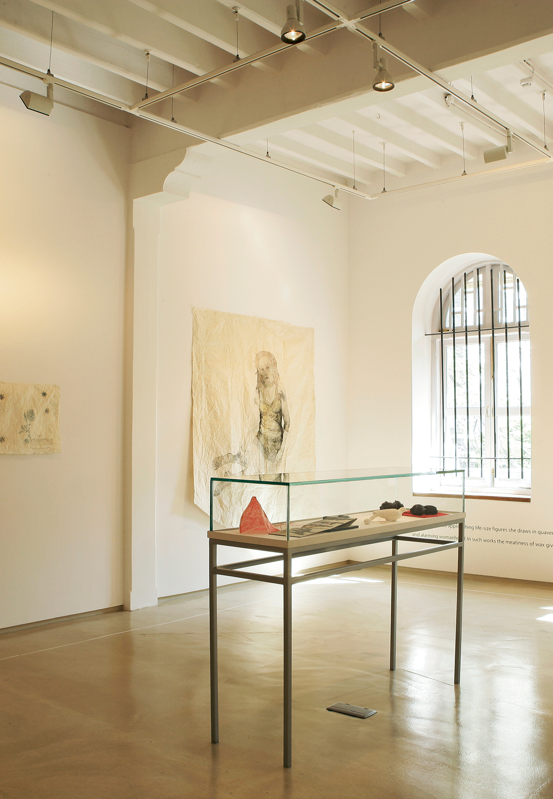 Kiki Smith, installation view at Galerie Mirchandani + Steinruecke | Kiki Smith | Galerie Mirchandani + Steinruecke | STIRworld