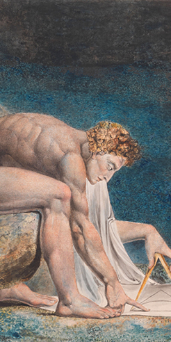 Tate Britain presents the largest survey show of work by William Blake, in the UK