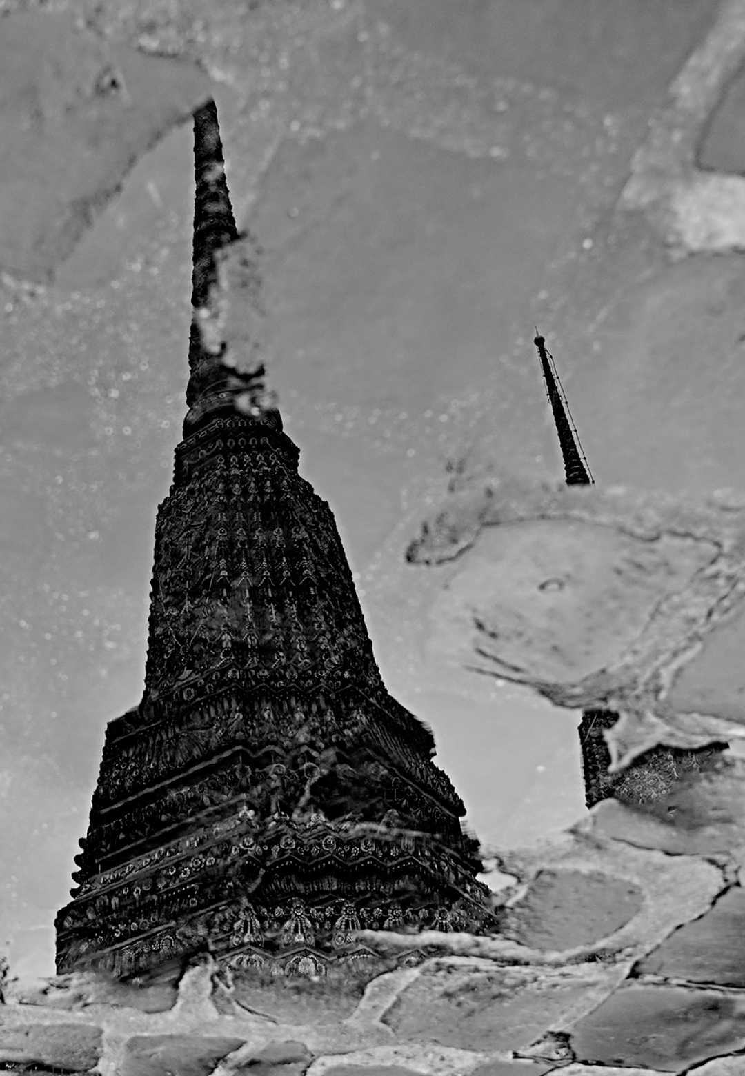 Sandeep Biswas captures the slender towering pagoda in Bangkok, Thailand | Sandeep Biswas | STIRworld
