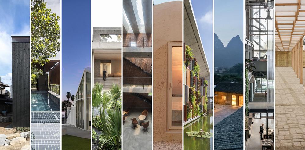 Dezeen Awards 2019 - Architecture winners