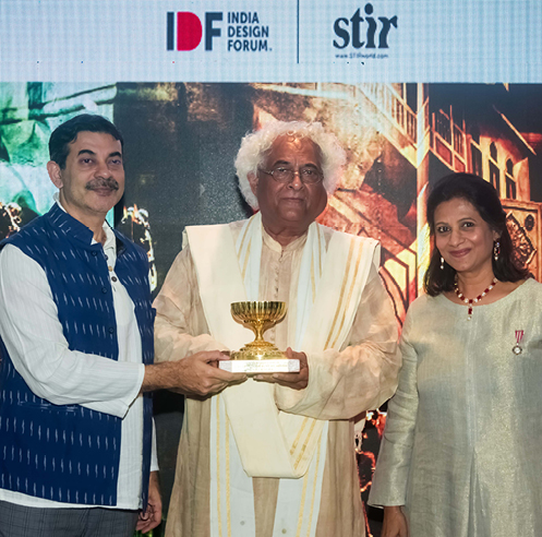 India Design Forum celebrates design creatives at the IDF Design Icon Awards