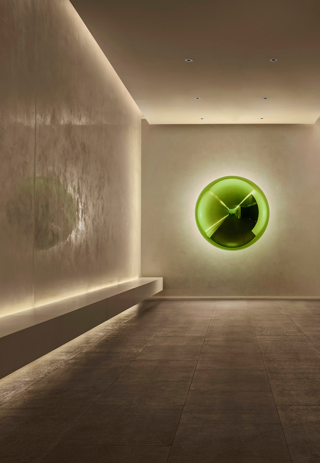 The hotel's entrance on the ground floor | Times Square Edition | Yabu-Pushelberg | Ian Schrager | STIRworld