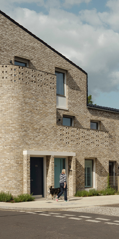 UK's Goldsmith Street housing by Mikhail Riches wins RIBA Stirling Prize 2019