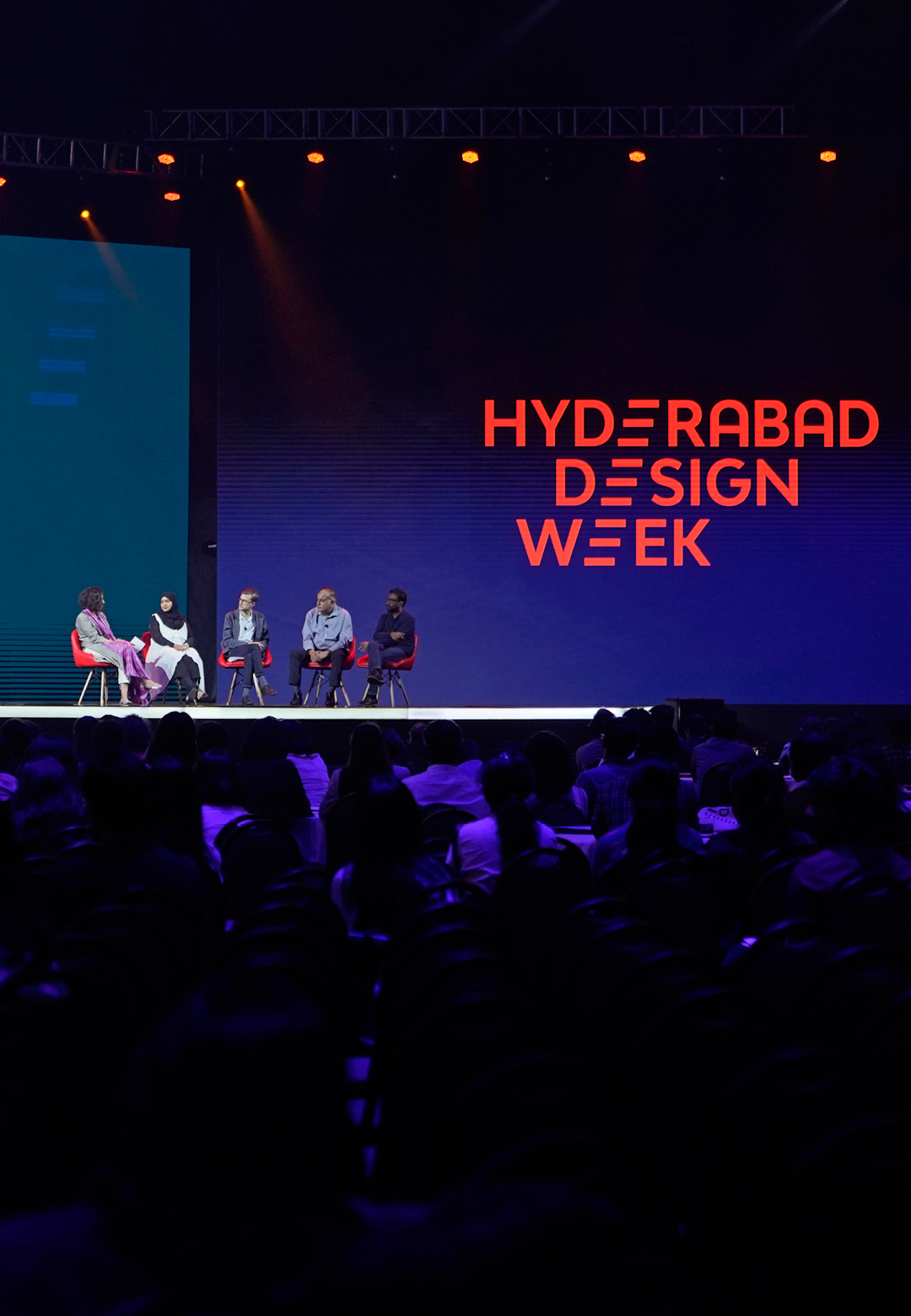 'Material Futures' panel discussion at Hyderabad Design Week Conference 2019 | Material Futures | Hyderabad Design Week 2019| STIRworld