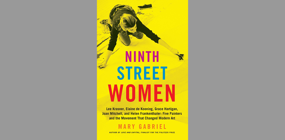 Rethinking abstraction: Mary Gabriel&rsquo;s <em>Ninth  Street Women</em>