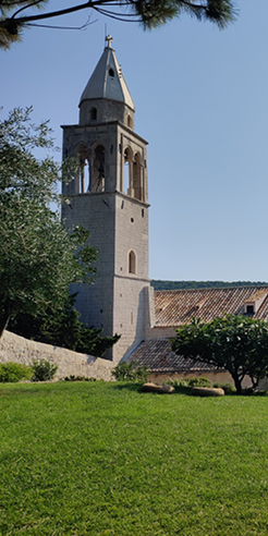 On a cultural trail in Croatia