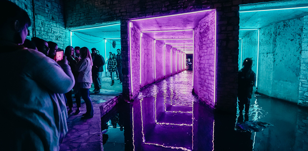 Artists to brighten up Waller Creek in Austin with illuminated installations